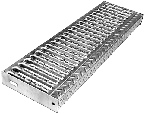 10in Stair Tread - Image 1