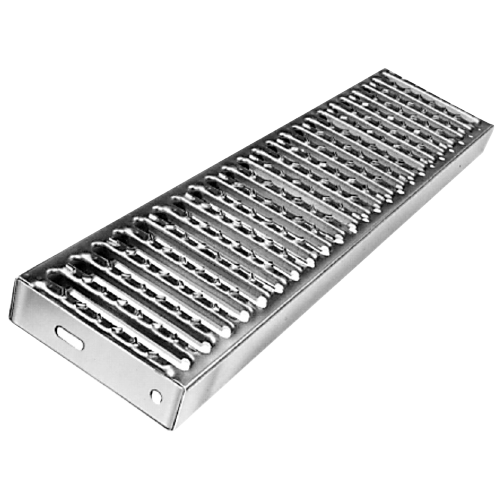9in Stair Tread 3D - Image 1-01